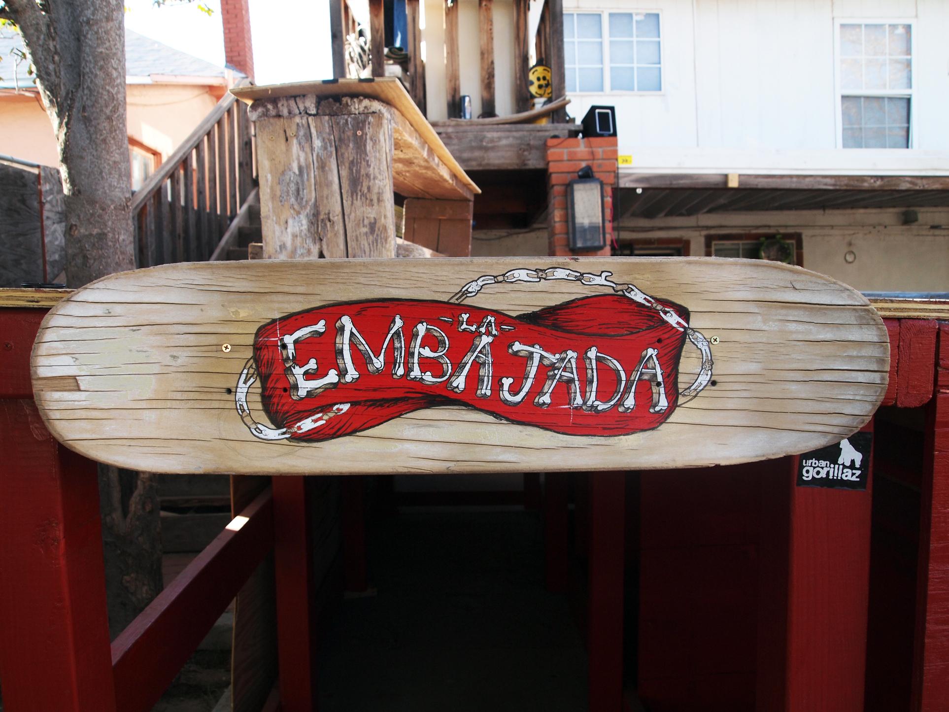 La Embajada - By Kaco (Fifty Foot Killer)
